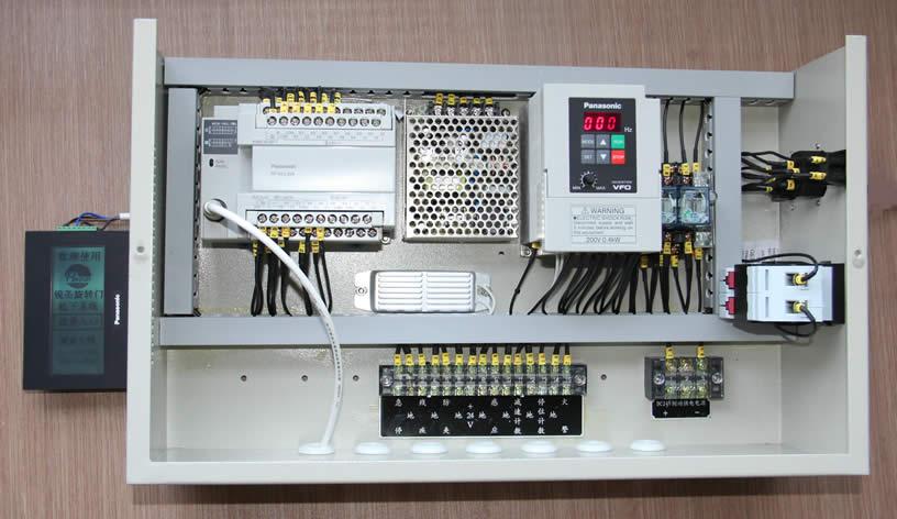 RY3900三翼门控制系统