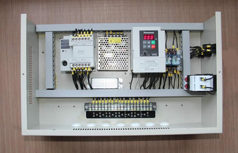RY3807三翼门控制系统