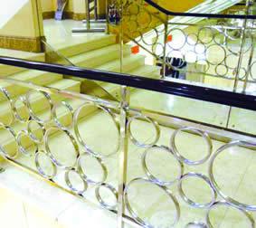 不锈钢栏杆扶手