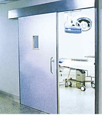 气密式医用门图片